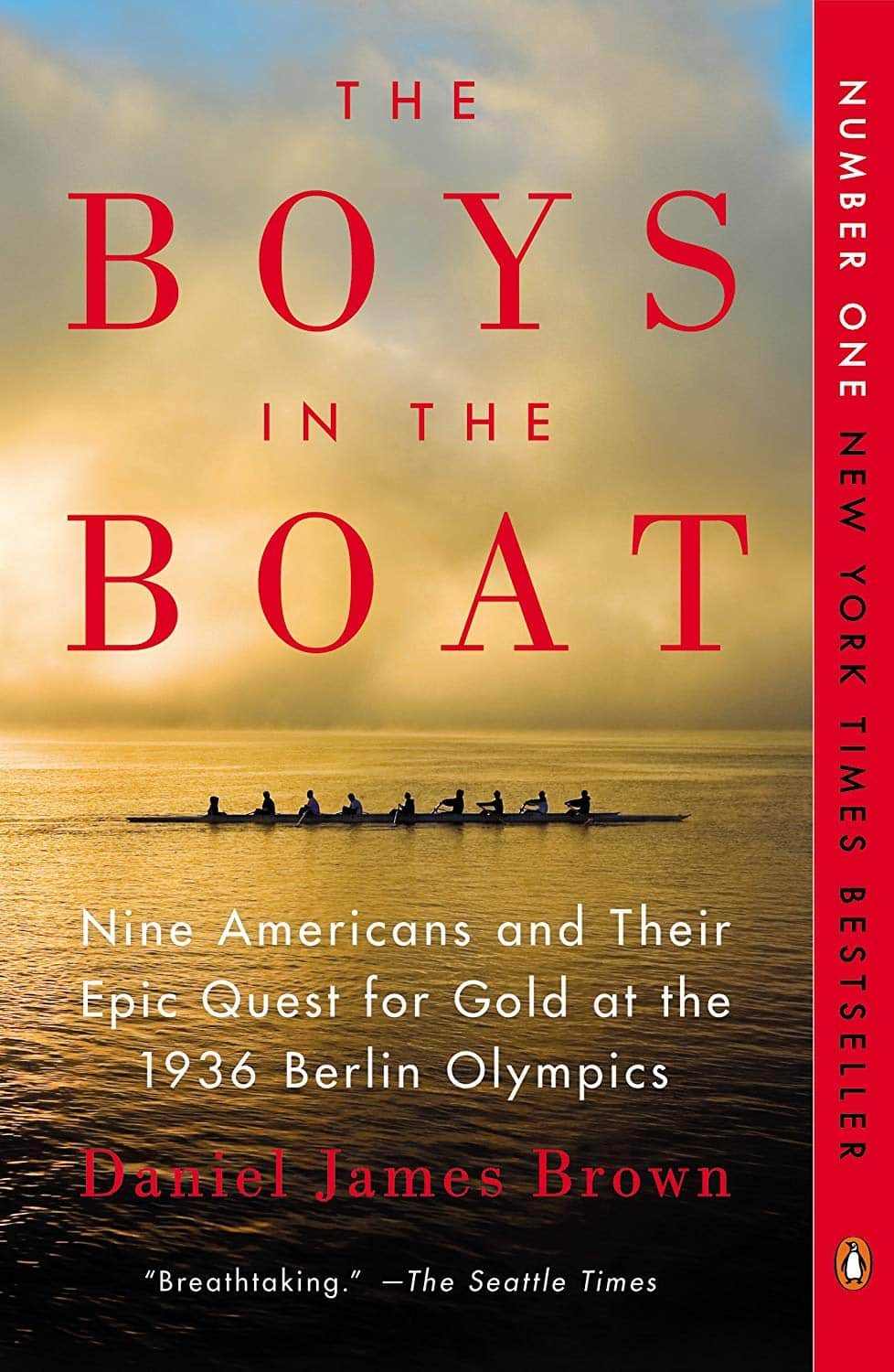 The Boys in the Boat $1.99 on Kindle @ Amazon