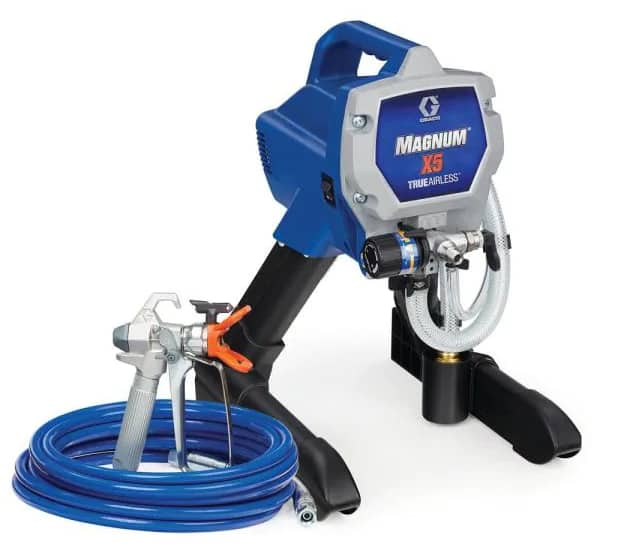 Graco Magnum Airless Painter x7 ($370) and x5 ($289)