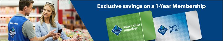 Sam's club membership $24.88 + perks thru travel Zoo experience club