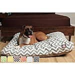 Majestic Pet UV-Treated Chevron Rectangle Dog Bed $64.28 + fs @ebay.com