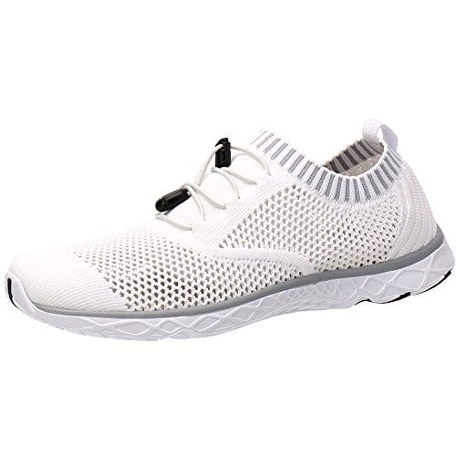efd813c4c1 ALEADER Women's Quick Drying Aqua Water Shoes $17.59+ - Slickdeals.net