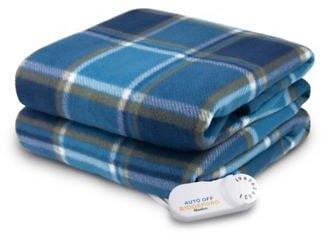 Biddeford Electric Comfort Knit Fleece Throw & Reviews - Blankets & Throws $29.99 + shipo