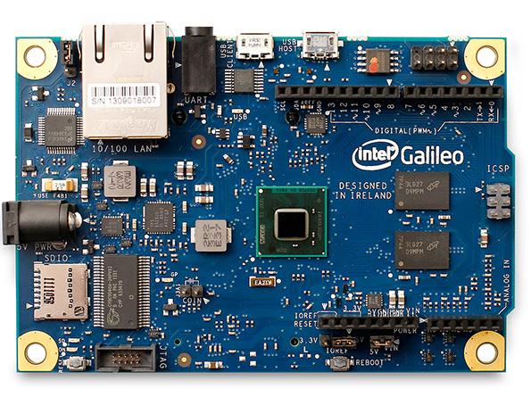Microsoft is giving away free Galileo Dev kits