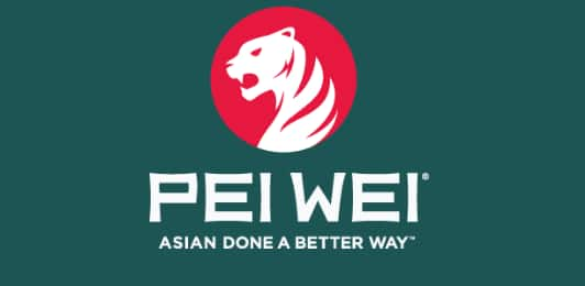 Pei Wei: Half off regular entrees when ordering online (expires 8/12)