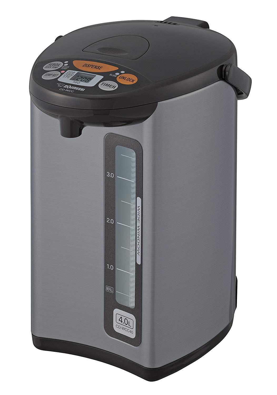Zojirushi CD-WCC40 Micom 4L Water Boiler - $97.47 Amazon