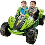 Fisher-Price Power Wheels Dune Racer Extreme 12-Volt Battery-Powered Ride-On $199 + fs @walmart.com
