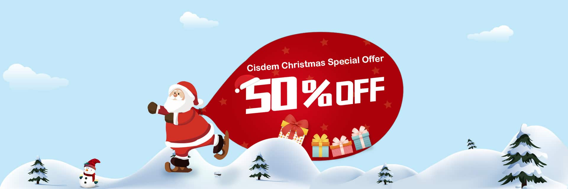 50% OFF Save up to  $175, Xmas Discount!