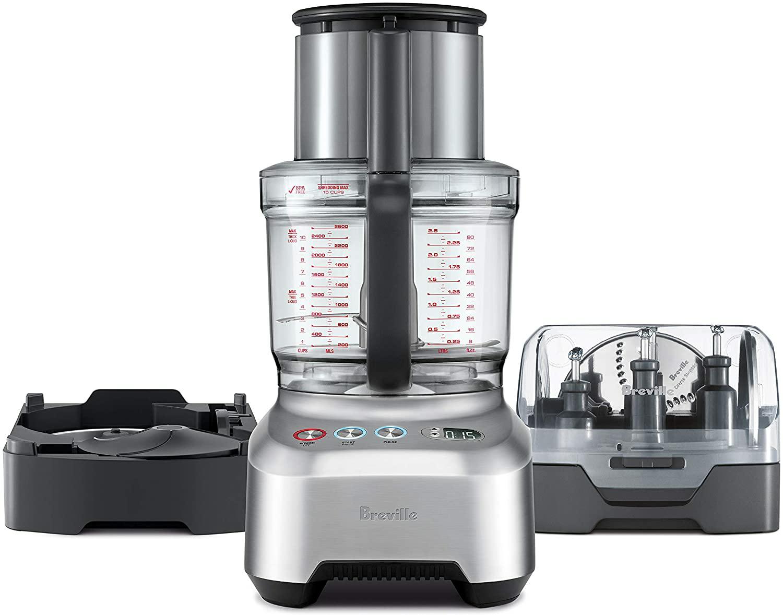 Amazon.com: Breville BFP820BAL Sous Chef 16 Peel & Dice, Brushed Aluminum: Kitchen & Dining