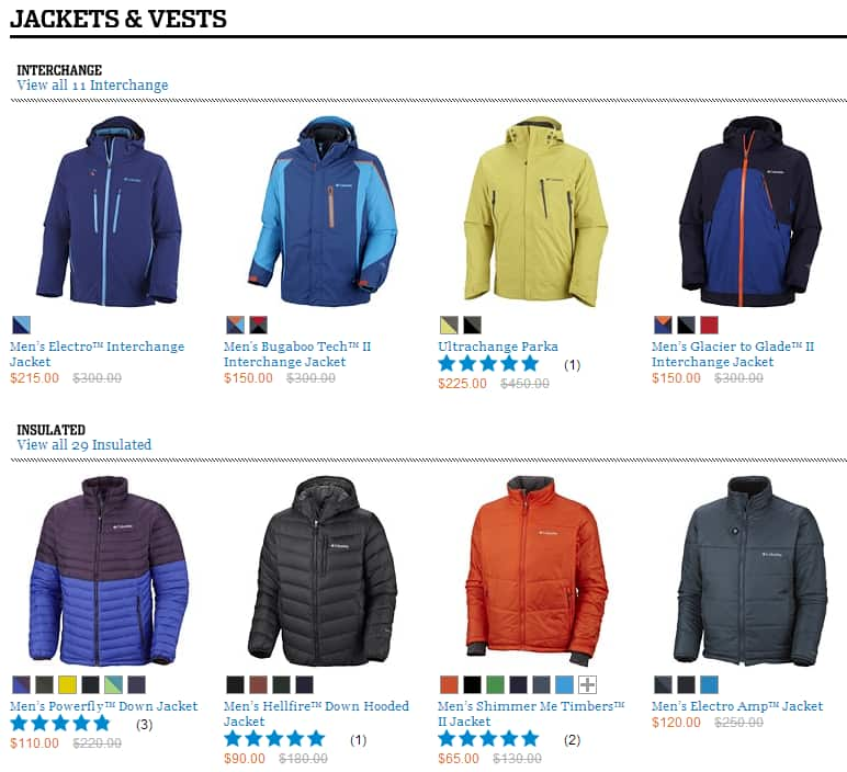 Columbia Sportswear - Friends & Family Discount (50%+ off) w/$50 Gift Card (Expired)
