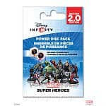 Heads up all Disney Infinity Power Discs are 3 for $6 at Toys R Us
