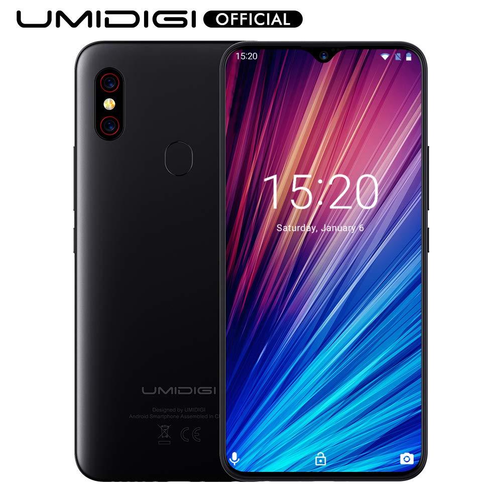 Umidigi F1 Play Smartphone - Amazon - $200 + tax $199.99