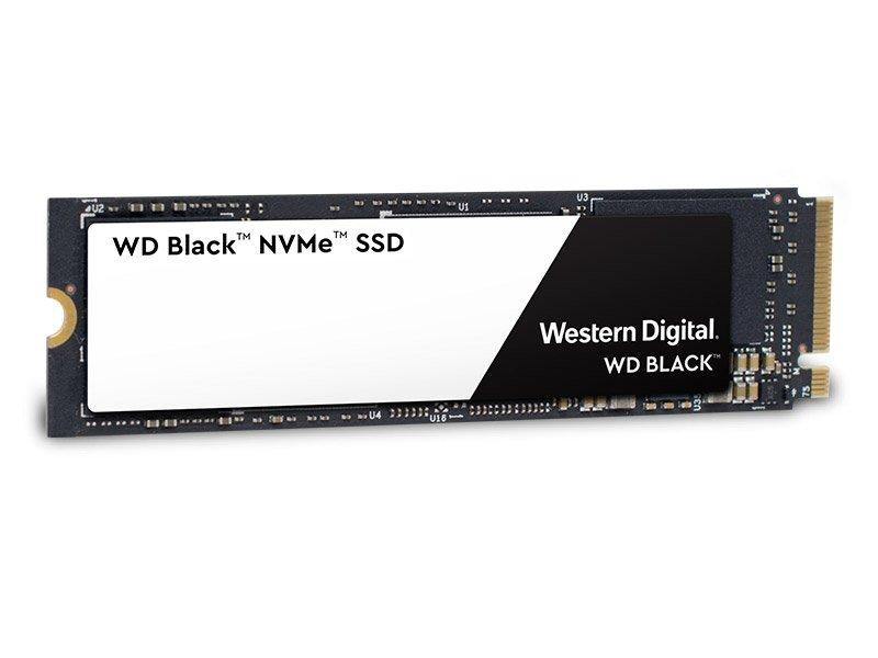 WD Black 500GB High-Performance NVMe PCIe Gen3 8 Gb/s M.2 2280 SSD - WDS500G2X0C $144.99