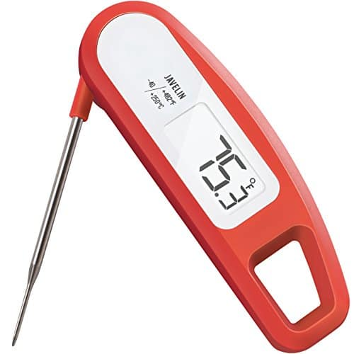Prime Day: Lavatools PT12 Javelin Digital Instant Read Meat Thermometer - $19.19