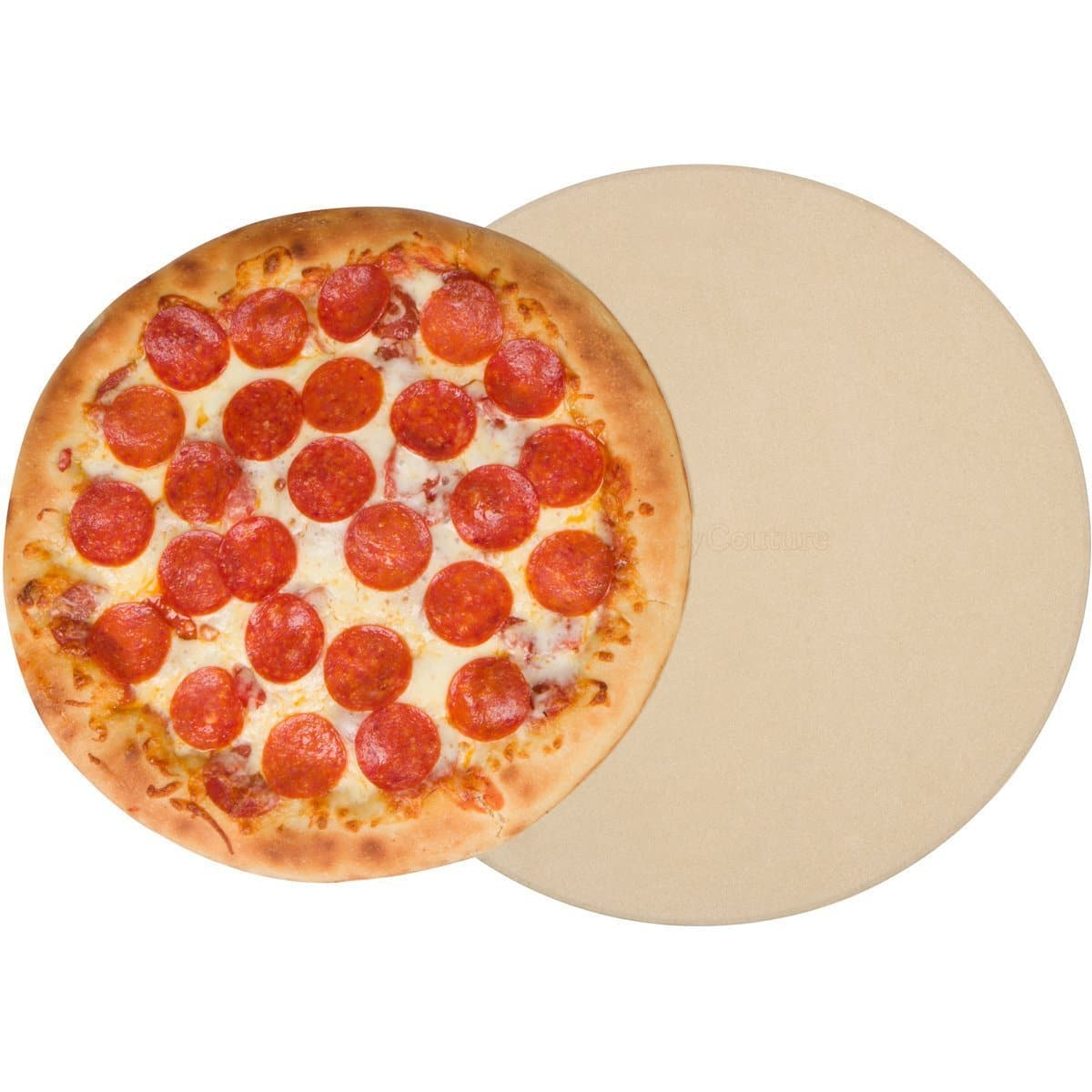 "Pizza Stone  - 15 Inch 3/4"" Extra Thick Cordierite - $33 @ Amazon Lightning Deal"