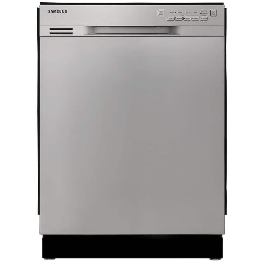 Lowes: Samsung 24-in Stainless Steel Front Control Dishwasher with Stainless Steel Interior - $396 YMMV?