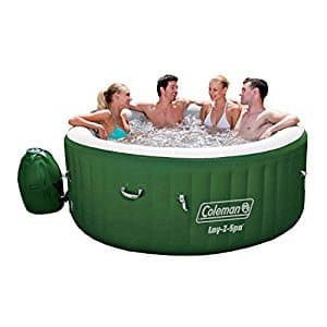 Coleman Lay Z Spa Inflatable Hot Tub  $280 Amazon