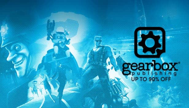 Humble Bundle: Gearbox Publisher Video Game Sale Starting at $1.99