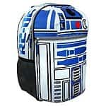 "Star Wars R2D2 On Patrol 16"" Backpack, 1 for $10 or 2 for $15 + Free store pick up @Target"
