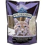 Blue Buffalo Wilderness High Protein Dry Cat Food Chicken Recipe, 12lbs for $24 AC + 15% S&S @ Amazon + more