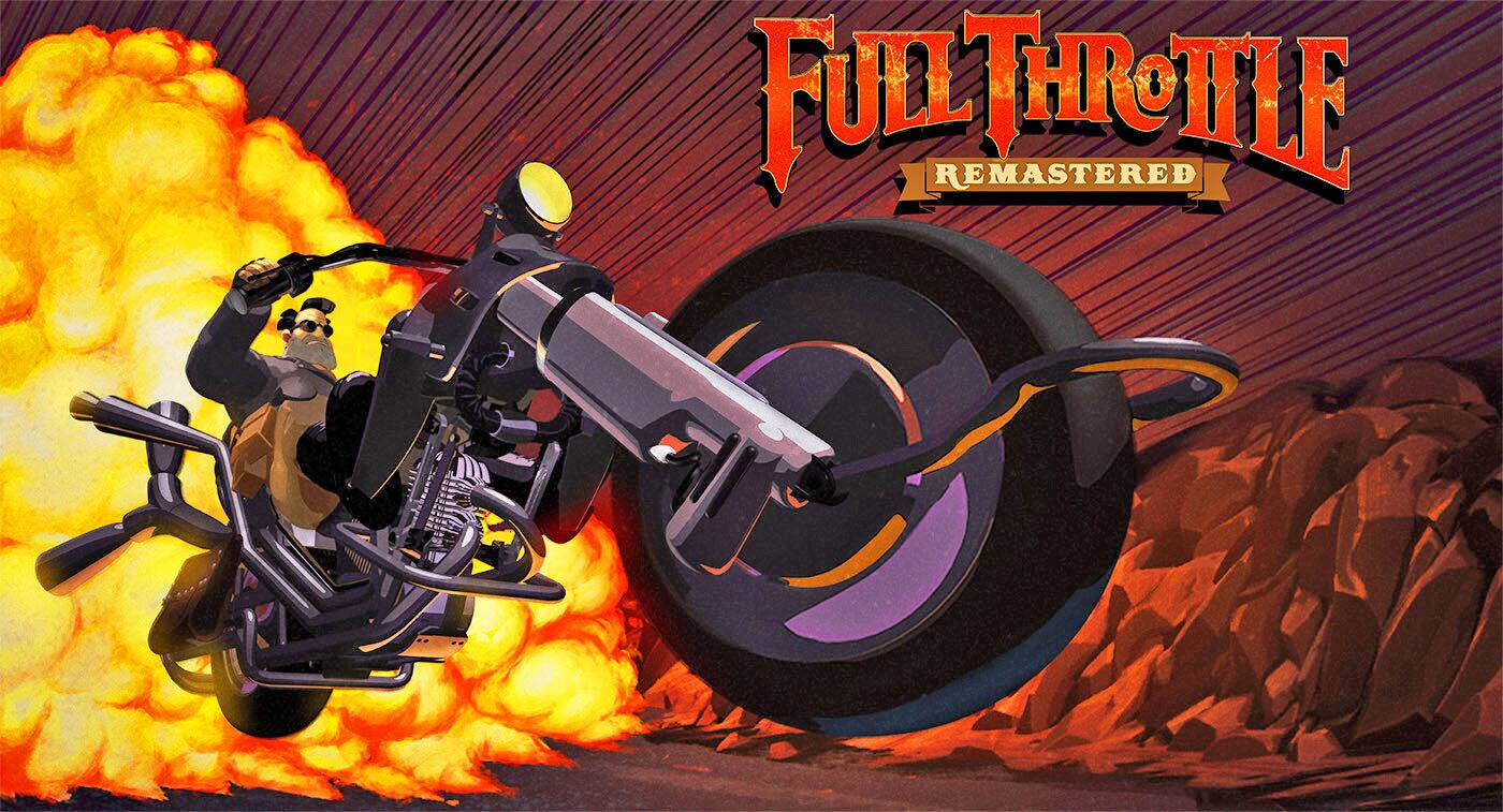 Full Throttle Remastered Free on GoG.com