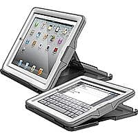 Staples Deal: LifeProof® Nuud Cases For iPad (Gen 2/3/4), White/Gray $35