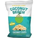 12- Bags of Coconut Beach® Toasted Coconut Chips, 12-Pack (Gluten Free/ non-GMO) $10.00 shipped free via Prime on Amazon