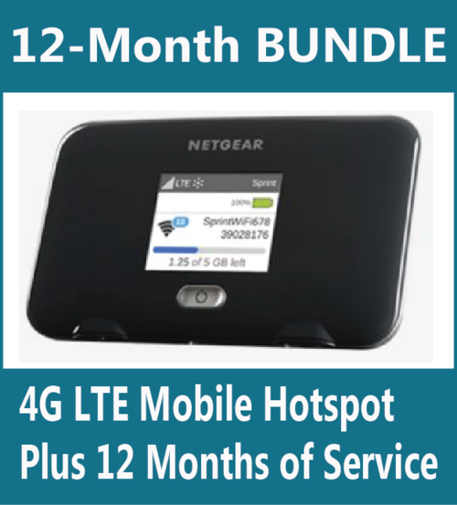 4gcommunity org: Unlimited Hotspot Data $260 ($168 for 1 year +