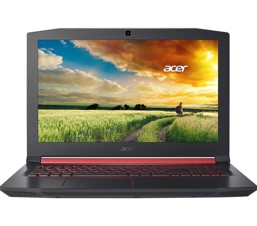 Acer Nitro 5 Laptop (Refurb): i5 8300H, 1080p, 256GB SSD
