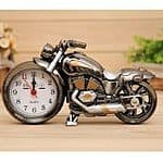 Motorcycle alarm clock $3.19 shipped at DD4