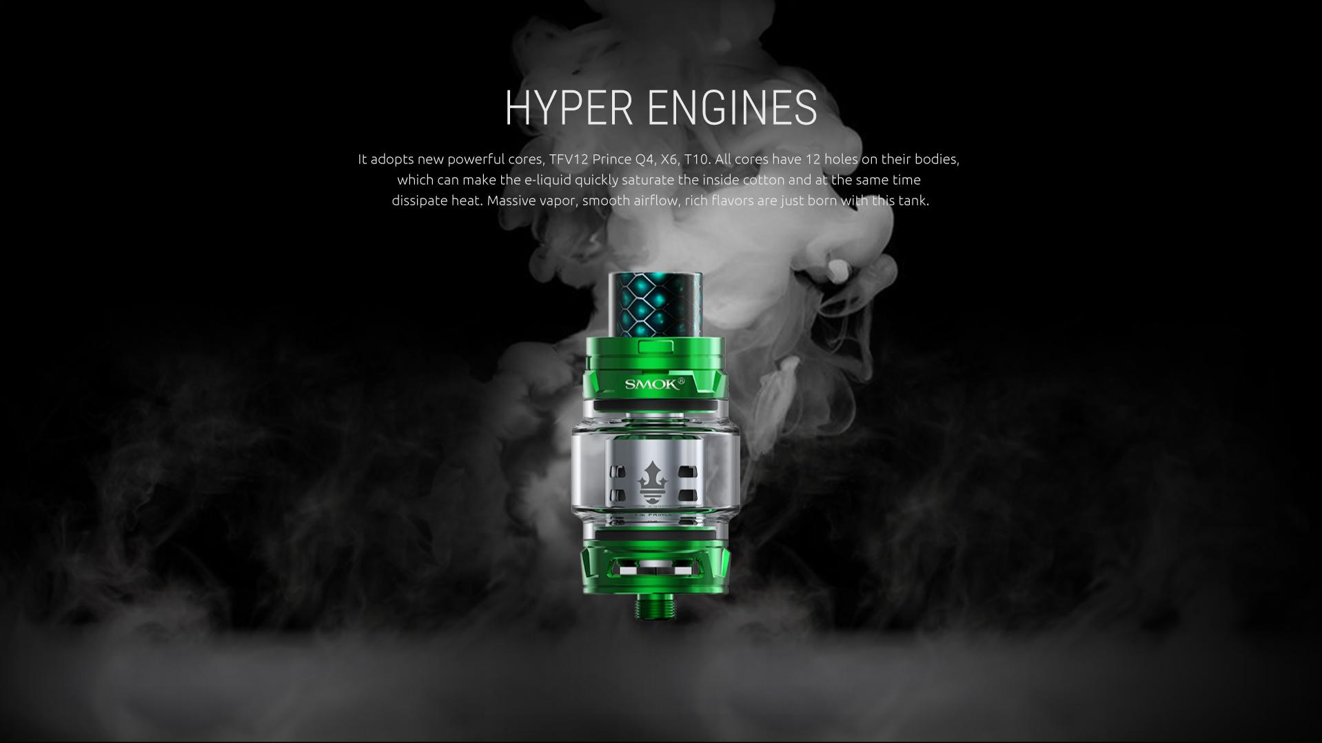 Smok Stick Prince Starter Kit with 3000mah and 8ml Capacity for e-cigar vaping $32.80 w/ fs @ CVapor