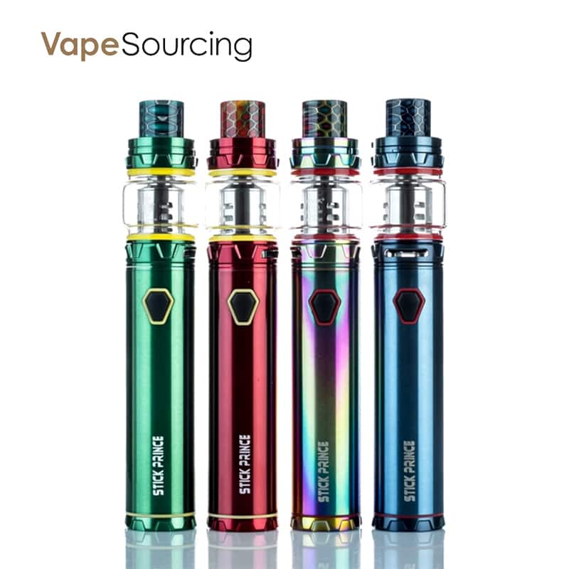 SMOK Stick Prince Kit with TFV12 Prince for e-cigar $28.90 AC @ VapeSourcing