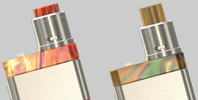Wismec LUXOTIC NC Kit, Unique Adjustable Voltage Design for e-cigar vaping $53.70 @ CVapor