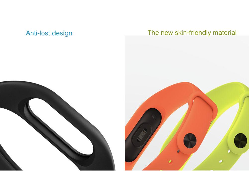 Xiaomi Mi Band 2 Smart Wristband ( International Version )  $17.18 AC @ GearVita