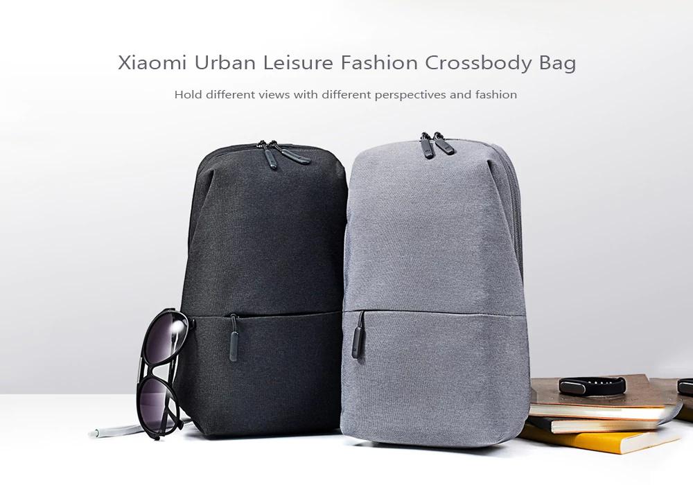 Xiaomi Unisex Urban Leisure Crossbody Bag $11.99 ac @ GearVita