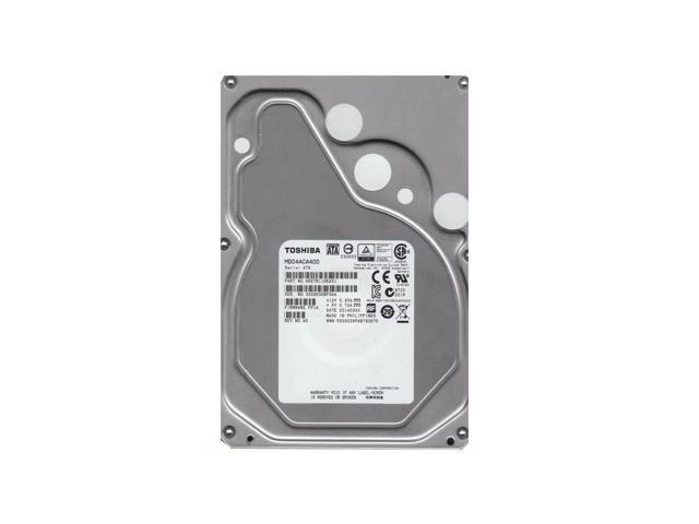 "Toshiba 4TB Internal 3.5"" Desktop Hard Drive $93.49 @ NewEgg"