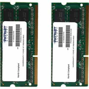 8GB (2 x 4GB) Patriot SODIMM DDR3 PC1333 Laptop / MacBook Memory Upgrade Kit $49.99 AC AR @ Frys
