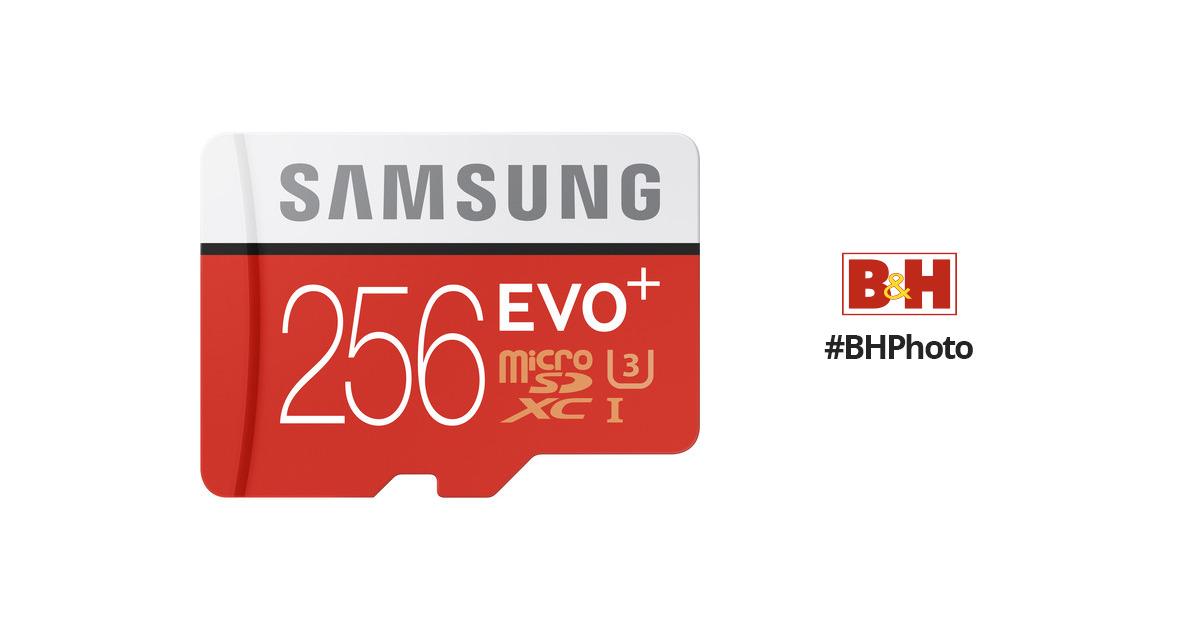 Hot - 256GB Samsung MicroSDXC $84.50 w/ FS @ BHPhoto
