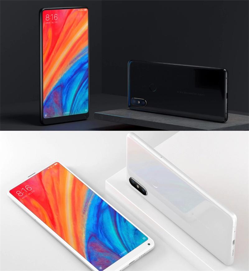 Xiaomi MI MIX 2S 6GB 64GB Global Version smart phone $473.99 + Free Shipping AC @ GearVita