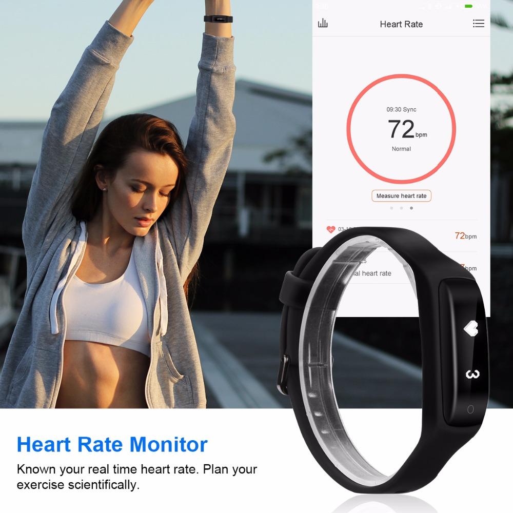 Lenovo HW01 Waterproof Smart Wristband   $24.30 w/ FS AC @ GearVita