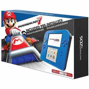 Nintendo 2DS - Electric Blue 2 with Mario Kart™ 7 $69.99 AC @ Fry's