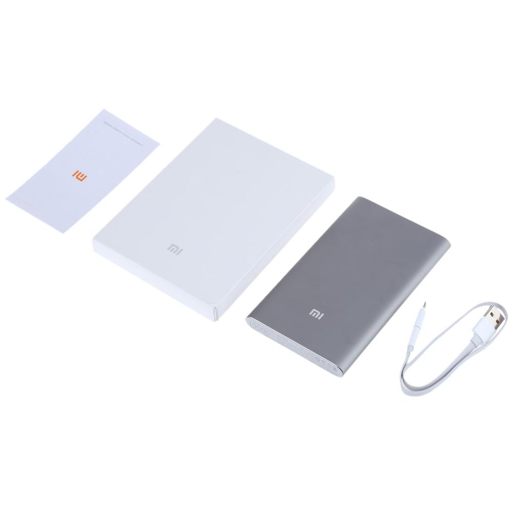 Xiaomi 10000mAh Mi Power Bank Pro  $25.99 + Free Shipping AC @ GearVita