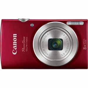 Canon Powershot Elph 180 20.0 megapixel camera $89 AC w/ FS @ Frys