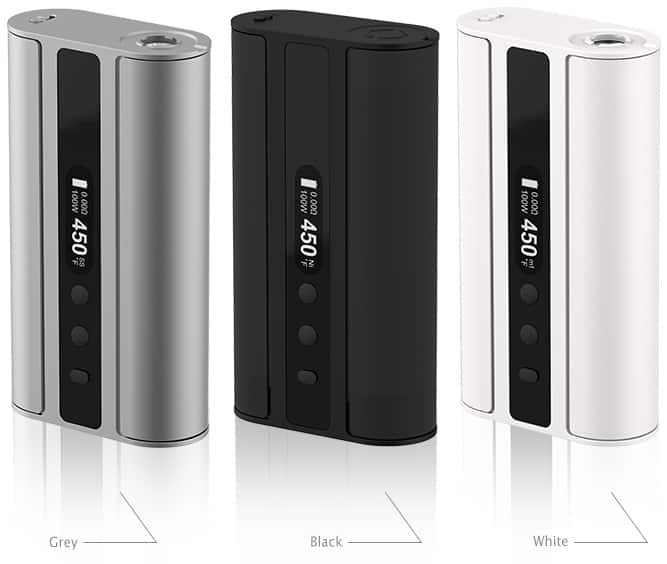 Eleaf iStick TC 100W Kit for e-cigar vaping $15.90 @ VapeSourcing