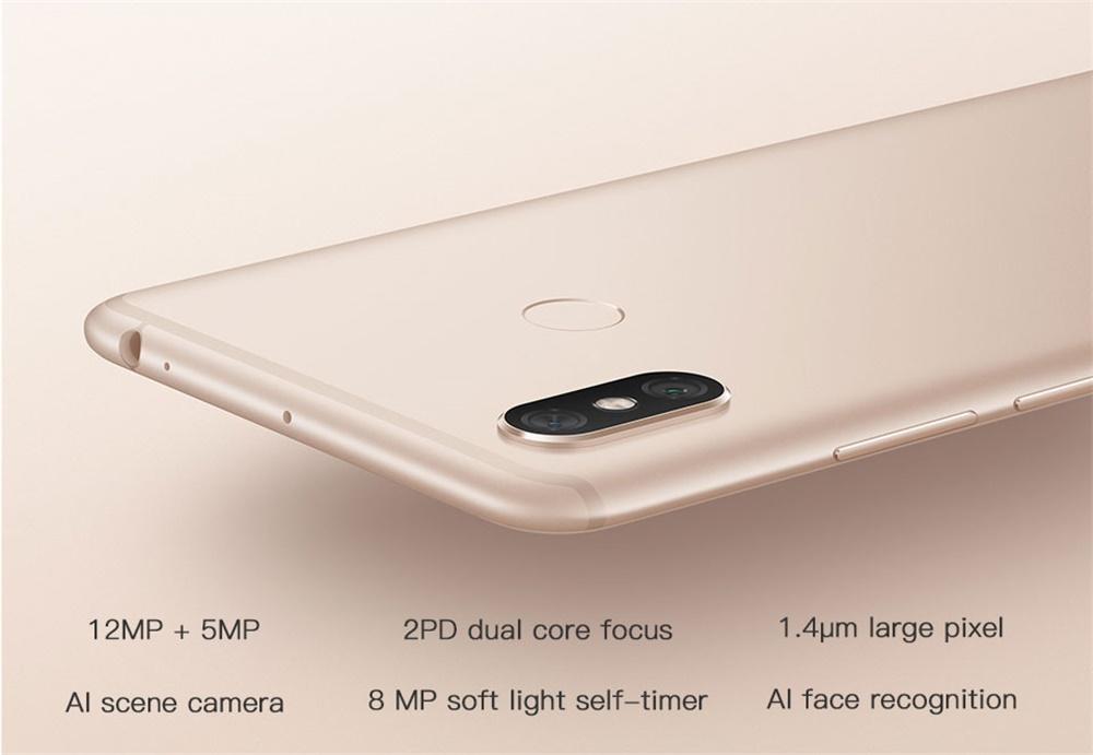 Xiaomi Mi Max 3 Smartphone 4GB RAM 64GB ROM $294.98 w/ fs ac @ GearVita