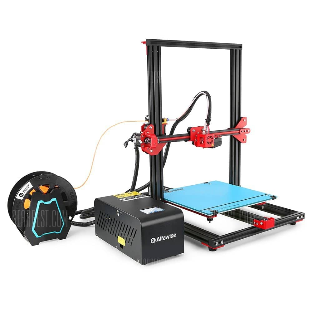 Alfawise U20 3d Printer $279.99 AC W/ fs @ GearBest
