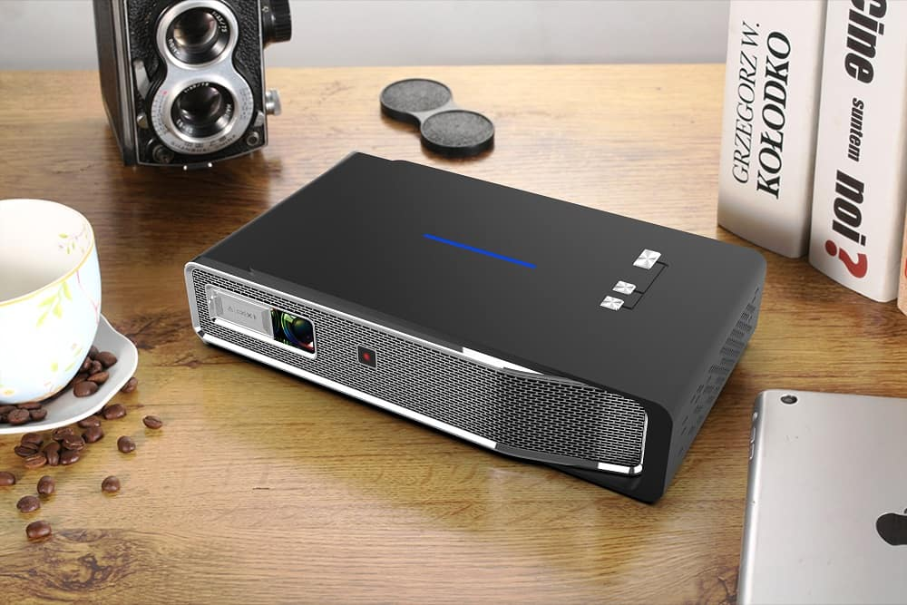 Toumei V5 3D Intelligent Projector $399.00 with free shipping AC @ Toumei $399.99