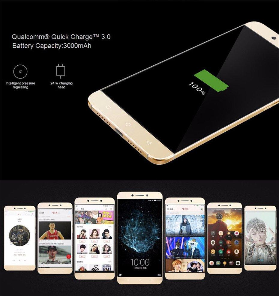 LeTV LeEco Le S3 X626 4G Smartphone 4GB RAM 32GB ROM