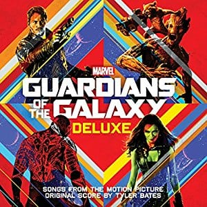 Guardians of the Galaxy (DELUXE EDITION VINYL) $13.22
