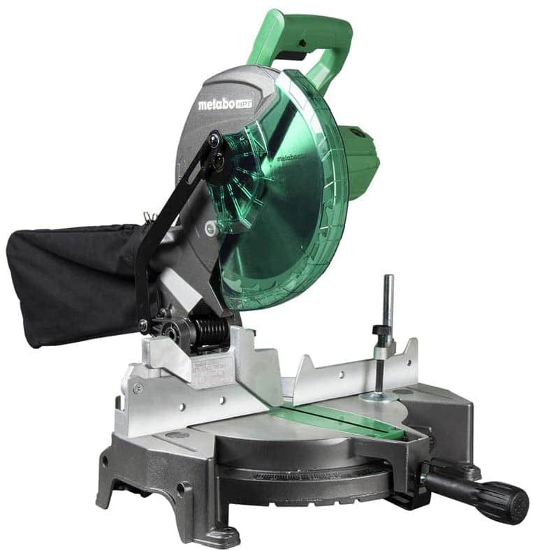 """Metabo 10"""" Miter Saw - $99 Free Shipping with Prime"""