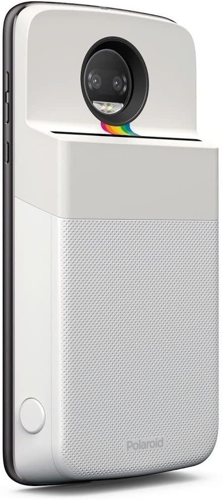 Amazon.com: Moto Mod for Moto Z phones- Polaroid Insta-Share Printer - White - PG38C02062 $54.95